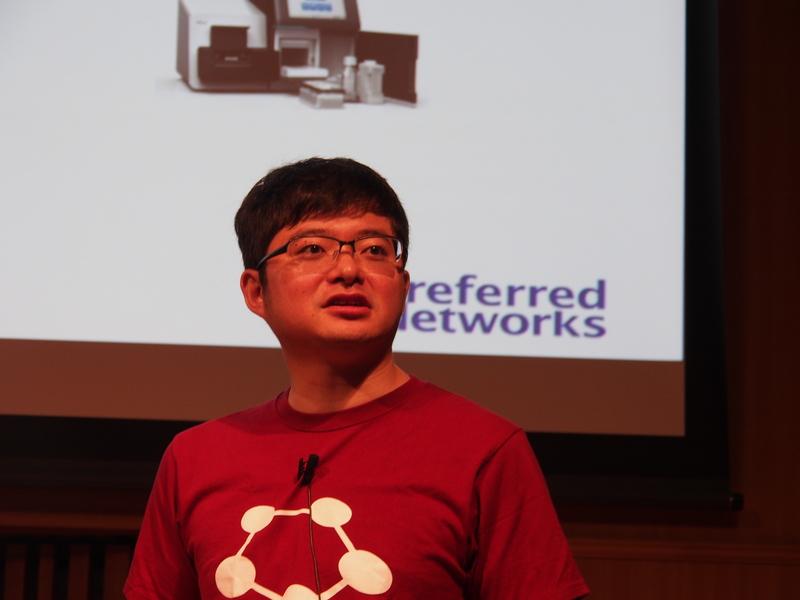図6 株式会社Preferred Networks創業者 代表取締役社長 最高経営責任者 西川徹氏