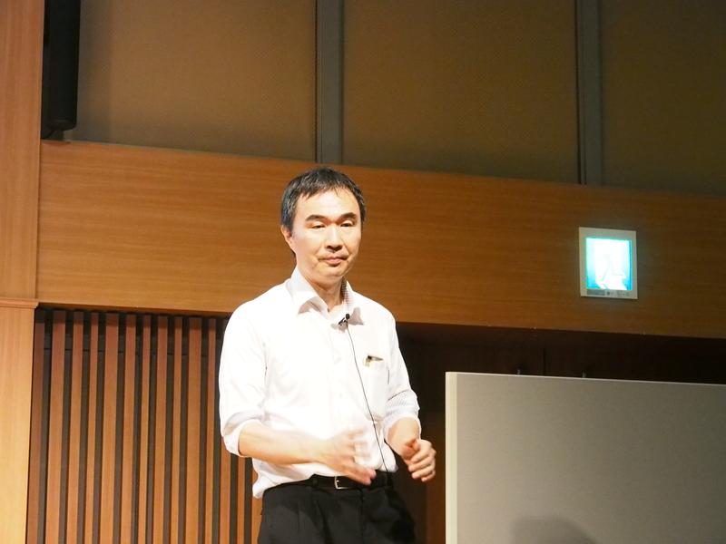 図10 理化学研究所 計算科学研究センター センター長 松岡聡氏