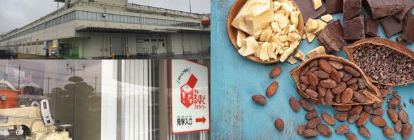 図1 チョコレート工場
